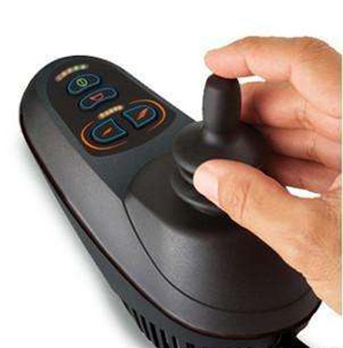 智能电动轮椅手柄控制器硅胶按键为出行助力